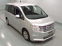 HONDA STEP WAGON 2012