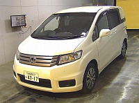HONDA FREED SPIKE 2012
