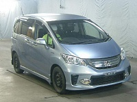 HONDA FREED HYBRID 2012